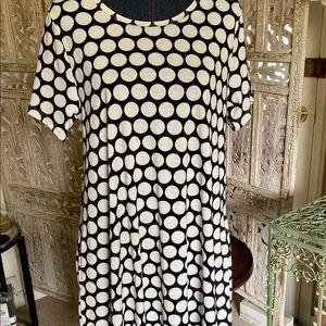 LuLaRoe Jessie Dress NWT